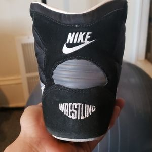 Rare Nike Greco SUPREME Wrestling Shoes Size 7.5M
